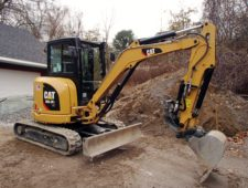 CAT 303.5E2 EXCAVATOR RENT IT